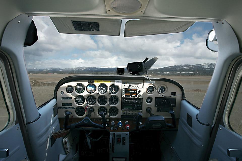 C172-Cockpit