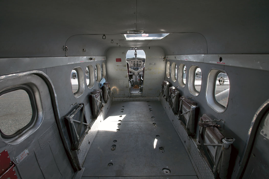 DHC3-Cabin-1