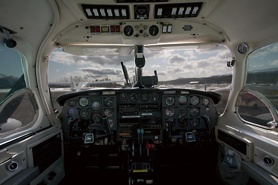 PA31-Cockpit