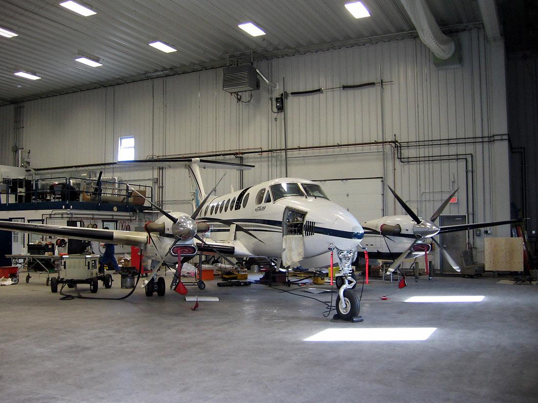Aircraft Maintenance And Quality Assurance