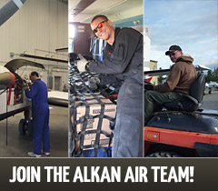 Join The Alkan Air Team