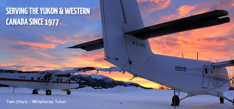 9 Twin Otters – Whitehorse, Yukon