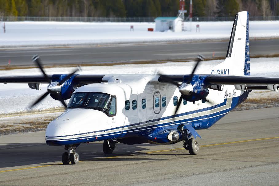 Dornier 228 Alkan Air
