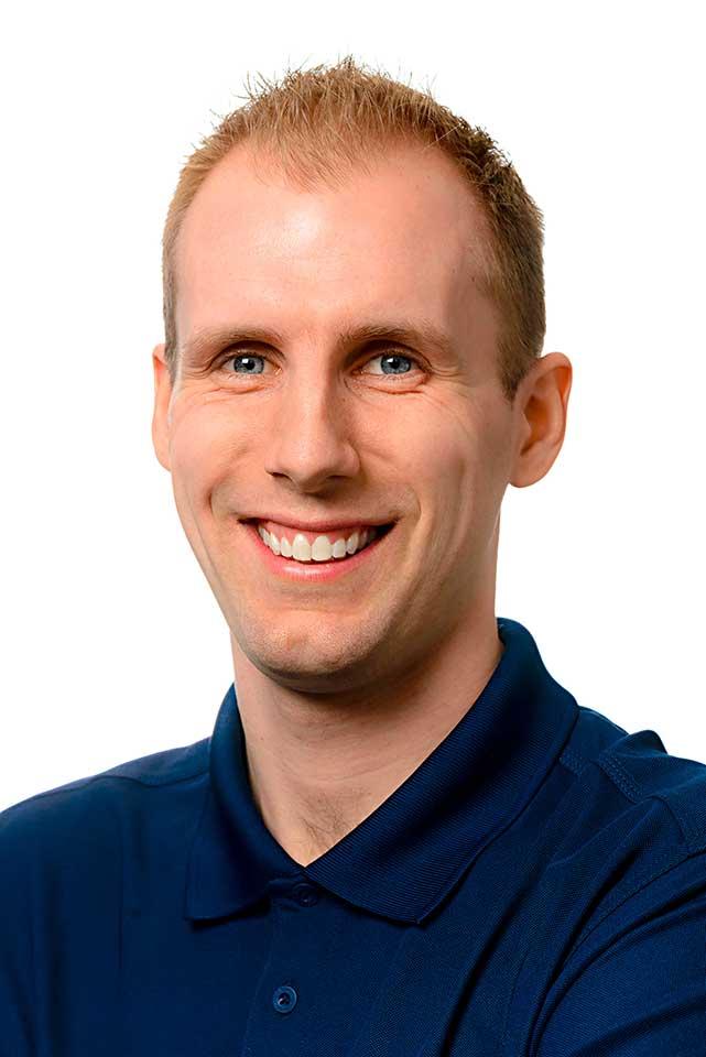 Kevin Smit portrait
