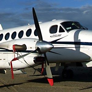 Air Ambulance King Airs