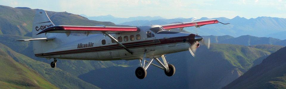De Havilland Dhc 3t Turbine Otter Alkan Air