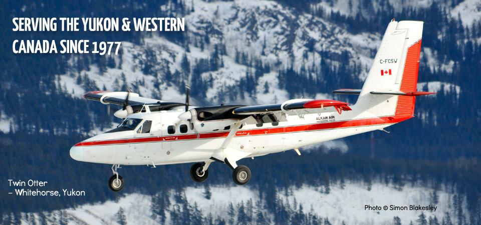 2 – Twin Otter, Whitehorse Yukon