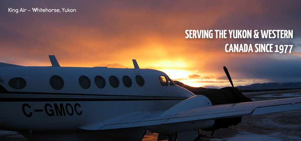 4 King Air – Whitehorse, Yukon